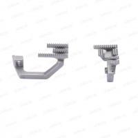 Зубчатая рейка 2071401700 для 5-ниточных оверлоков BRUCE BRC X5 / 3216 / B5 с междуигольным расстоянием 5 мм